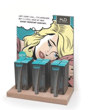 MUD Mascara Display Stand