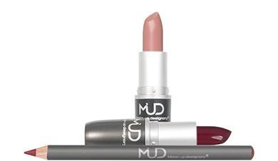 MUD Radiant Lips Lip Kit